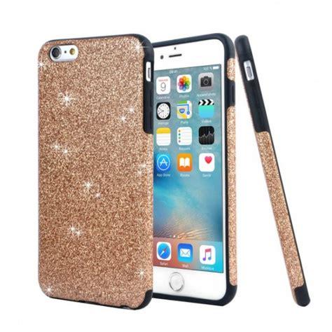 iphone 6iphone 6 coque coque pour iphone 6 6s moxie sparkling gold coque en silicone souple recouvert d un