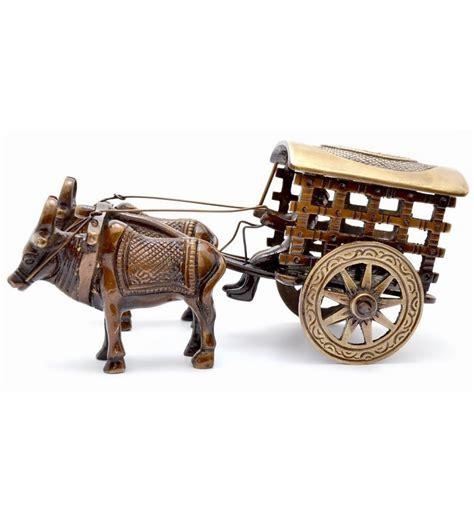 Toast Home Decor Handecor Village Bullock Cart By Handecor Online