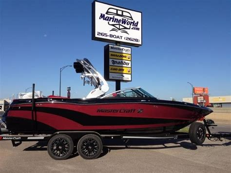 mastercraft boats for sale in kansas mastercraft xt 23 boats for sale in wichita kansas