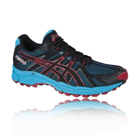 and sports shoes asics gel fuji attack trail running shoes 50