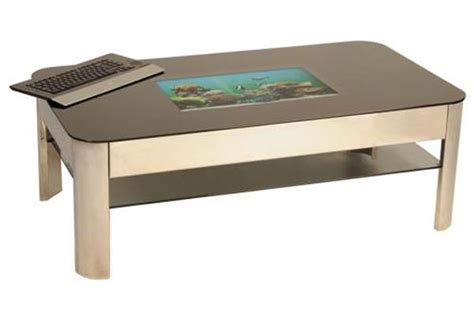 Retro Tech Platinum Pc Coffee Table Pc Coffee Table