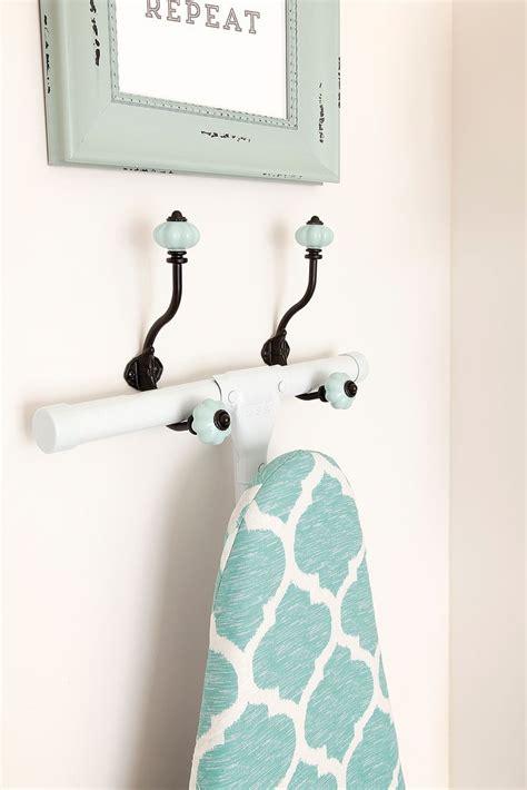 room hooks best 25 ironing board hanger ideas on ironing board storage laundry storage and