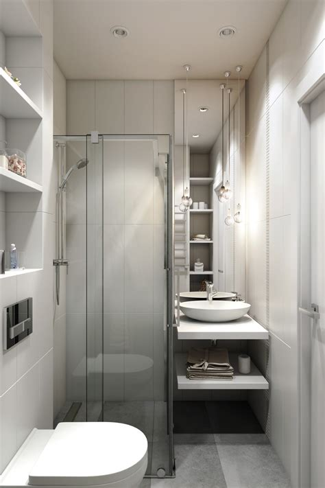 small corner showers 4 small apartments showcase the flexibility of compact design