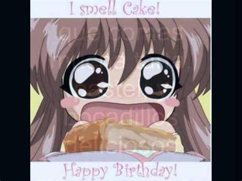 imagenes feliz cumpleaños amiga anime feliz cumplea 209 os anime youtube