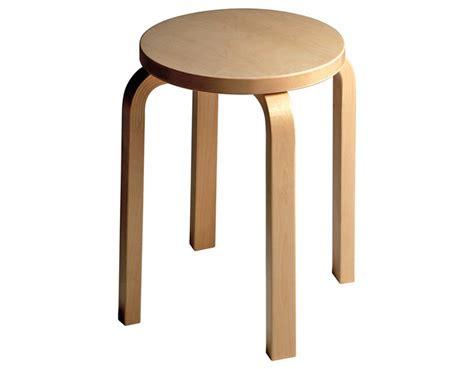 alvar aalto stool e60 hivemodern