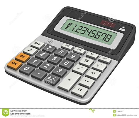 calculator x8 download modern calculator stock illustration image of calculator