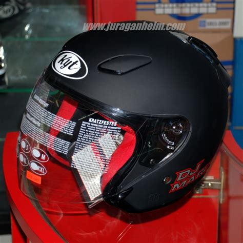 Helm Kyt Rocket White Black helm kyt dj maru flat black the superstore shop