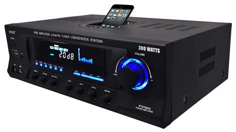 amazoncom  digital stereo receiver system amfm