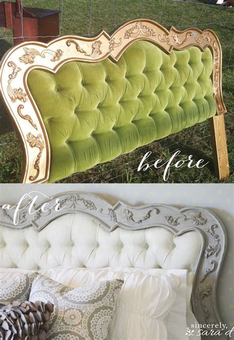 chalk paint upholstery 17 best ideas about painted headboards on