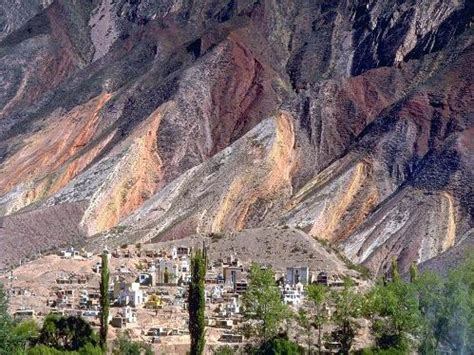 imagenes paisajes de jujuy fotos de contrastes en los paisajes de argentina