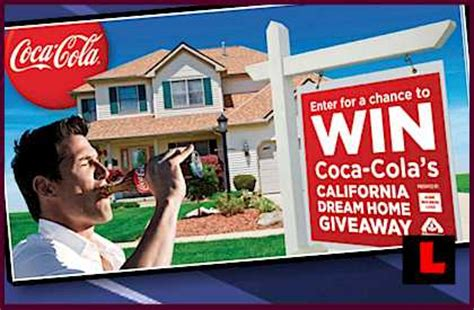 Taylor Morrison Dream Home Giveaway - coca cola albertsons california dream home giveaway