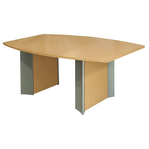 Teknion Conference Table Teknion Audience Used 6 Ft Laminate Conference Table Light Oak National Office Interiors And