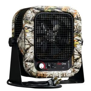 Cadet 5,000 Watt Electric Portable Garage Camo Heater