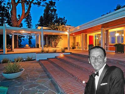frank sinatra home house of the day frank sinatra s california party house