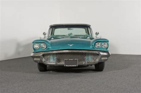 1958 ford coupe 1958 ford thunderbird sport coupe