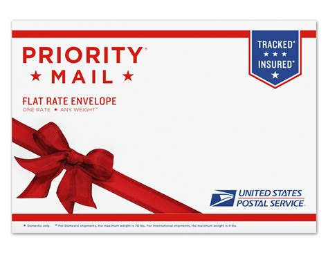 Mail Gift Card - priority mail gift card flat rate envelope