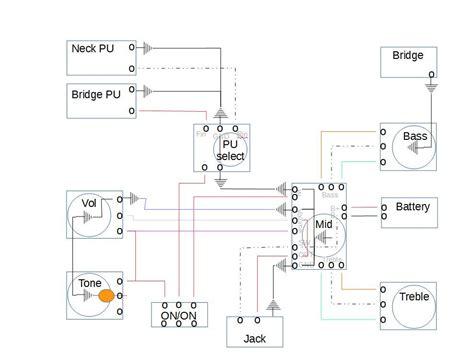 passive wiring diagram
