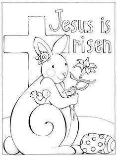 preschool coloring pages about jesus has risen crafting printables on pinterest easter coloring pages