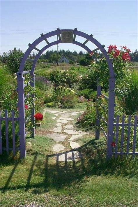 Garden Arch Plans Projects 25 Best Images About Garden Arches On Gardens