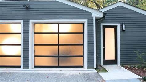 Garage Famous Glass Garage Door Design Glass Garage Door Garage Door Glass