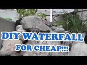 How To Build A Waterfall In Your Backyard Diy Landscaping Outdoor Pondless Waterfall Pond Project