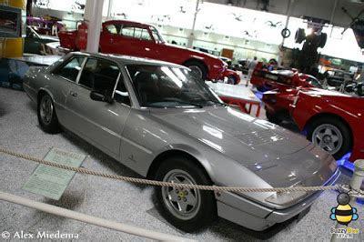 South Border Brix Ferraris 400 412 In A Museum