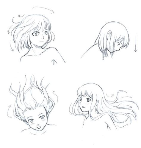 anime hairstyles tutorial tutorial manga pesquisa google tutorial cabelo