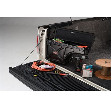 Undercover Driver S Side Swing Case Tool Box For 15 17