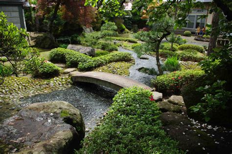Japanese Garden Layout Japanese House Garden Large Design
