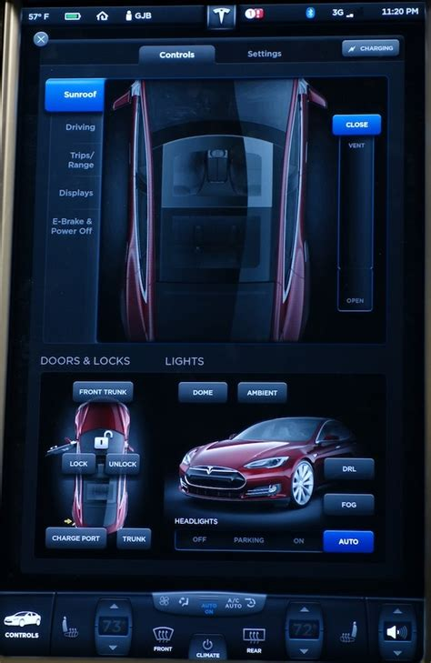 Tesla Ux Cars Illustrators And Perspective On