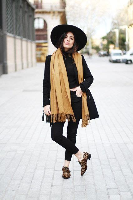 trendy fall outfits  wide brim hats styleoholic