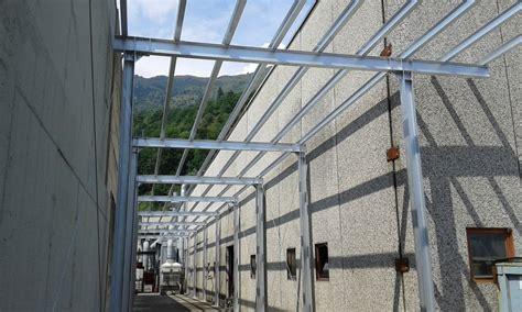 capannoni metallici carpenteria metallica mamone f lli capannoni metallici