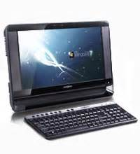 Monitor Pc Jogja deskbook advan d7t 75250 toko all in one pc jogja