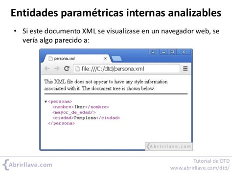 dtd in xml tutorial pdf tutorial de dtd en pdf