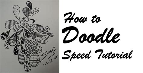 doodle name tutorial simple how to draw doodle for beginners easy simple