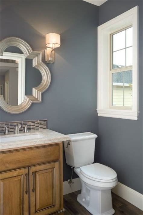bathroom paint sherwin williams storm cloud 6240 by sherwin williams paint color for