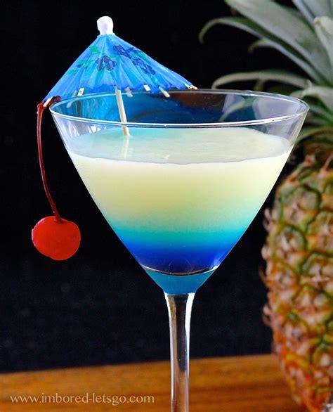 martini coconut pina colada tini