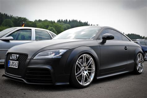 Define Matted by The Definition Of Matte Black Audi Tt Rs