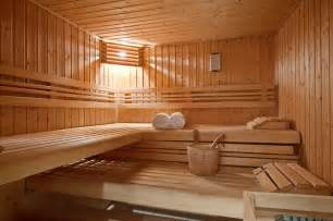 bespoke sauna room end pools