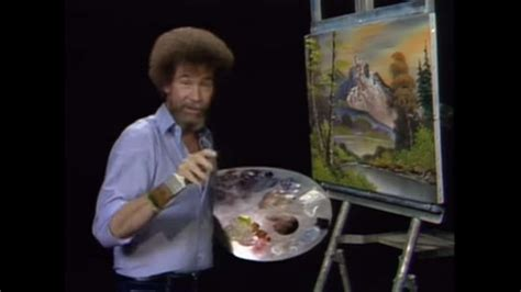 bob ross painting intro how to paint like bob ross in ue4