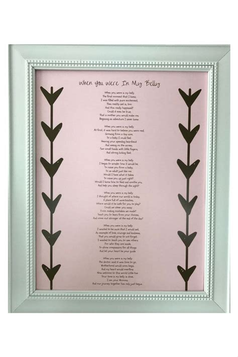 When To A Baby Shower During Pregnancy by 17 Best Ideas About Pregnancy Poem On Baby