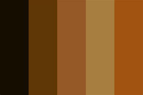 smoky quartz color palette