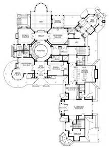 Floor Plans For Luxury Homes by Luxury Floor Plans An Amazing Mansion Luxury Home Plan