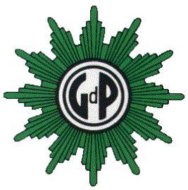 Aufkleber Polizeigewerkschaft by Gewerkschaft Der Polizei