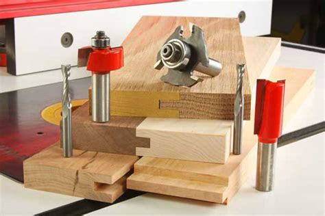 cut tongue  groove joints router table woodworking