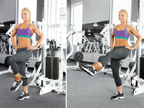 strengthen your hips and glutes with cables oxygen magazine