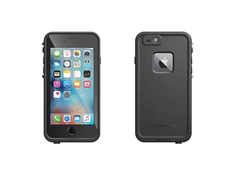 lifeproof s thin and tough fre for the iphone 6s now available for pre order imore