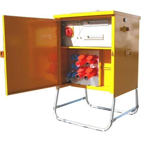 armoire electrique de chantier location armoire de chantier standard groupes