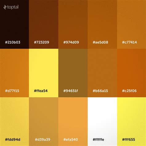 color code for brown building a color based image search engine in ruby toptal