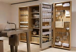 fold out kitchenware compact cabinet deploys on demand